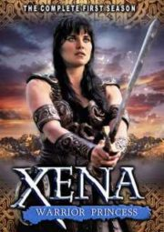 XENA WARRIOR PRINCESS – XENA A PRINCESA GUERREIRA – 1° TEMPORADA – 1995 A 1996