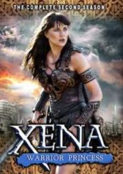 XENA WARRIOR PRINCESS – XENA A PRINCESA GUERREIRA – 2° TEMPORADA – 1996 A 1997