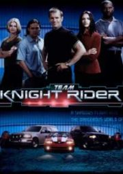 TEAM KNIGHT RIDER – SUPER MÁQUINA TIME DO FUTURO – 1997 A 1998