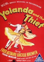 YOLANDA AND THE THIEF – YOLANDA E O LADRÃO – 1945
