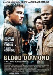 BLOOD DIAMOND – DIAMANTE DE SANGUE – 2006
