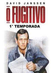THE FUGITIVE – O FUGITIVO – 1° TEMPORADA – 1963 A 1964