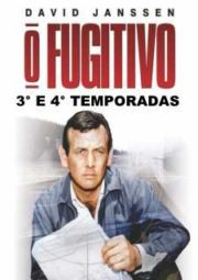 THE FUGITIVE – O FUGITIVO – 3° E 4° TEMPORADAS – 1965 A 1967