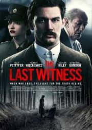 THE LAST WITNESS – A ÚLTIMA TESTEMUNHA – 2018