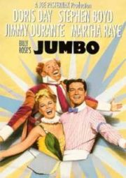 BILLY ROSE'S JUMBO – A MAIS QUERIDA DO MUNDO – 1962