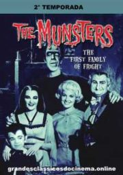 THE MUNSTERS – OS MONSTROS – 2° TEMPORADA – 1965 A 1966