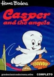 CASPER AND THE ANGELS – GASPARZINHO E AS PANTERAS – GASPARZINHO O FANTASMA ESPACIAL – 1979 A 1980