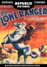THE LONE RANGER – ZORRO – SERIAL – 1938