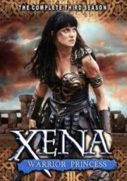 XENA WARRIOR PRINCESS – XENA A PRINCESA GUERREIRA – 3° TEMPORADA – 1997 A 1998