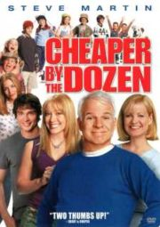 CHEAPER BY THE DOZEN – DOZE É DEMAIS  – 2003