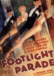 FOOTLIGHT PARADE –  BELEZAS EM REVISTA – 1933