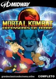 MORTAL KOMBAT DEFENDERS OF THE REALM – MORTAL COMBAT OS DEFENSORES DA TERRA – 1996